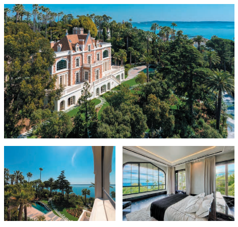 House for sale cannes Croisette