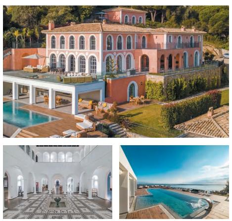 Maison a vendre Cannes Californie