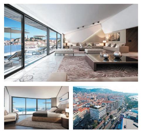 Luxury properties Cannes