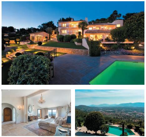 Villa for sale Castellaras