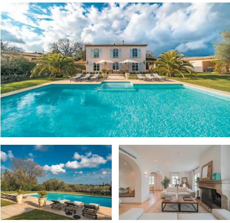 Villa for sale chateauneuf de Grasse