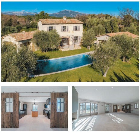 provencal House for sale Opio